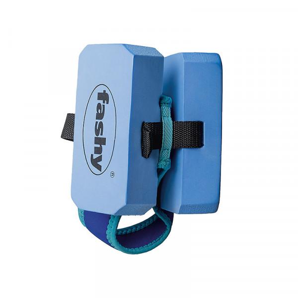 Beinschwimmer Fitness Wasser blau