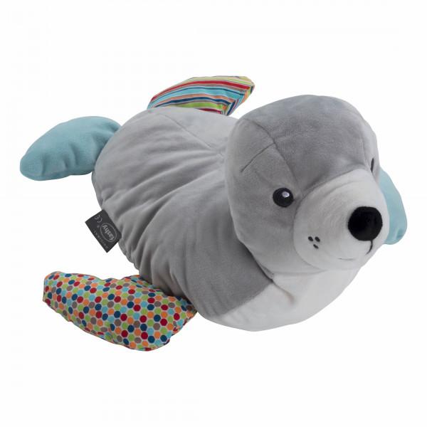 "Wärmflasche Seehund "" Siggi"" 0,8 l"