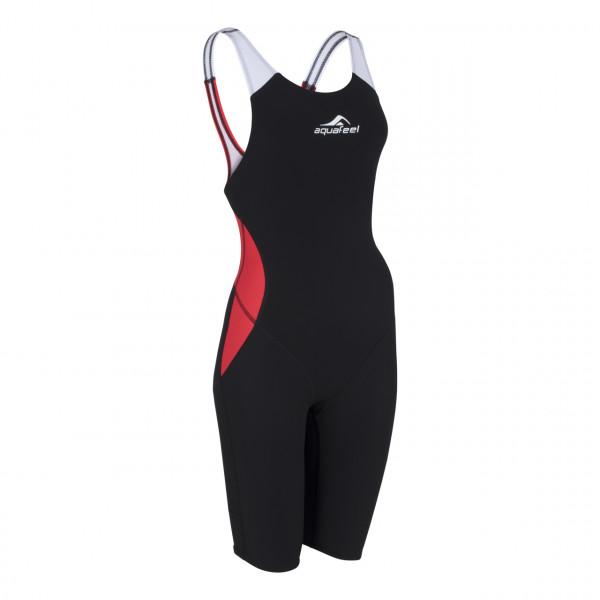 Schwimmanzug Damen Rot