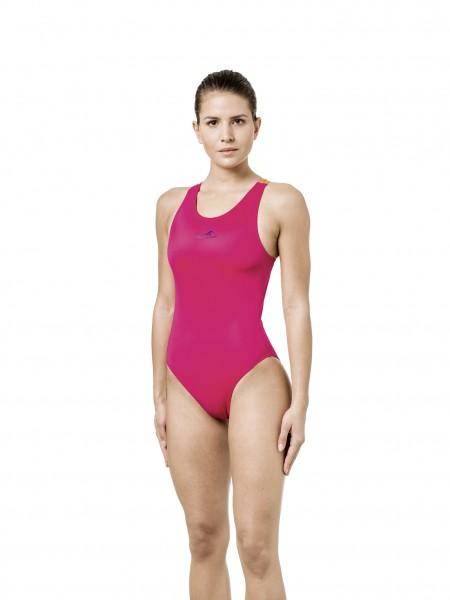 Schwimmanzug Damen Wettkampf rosa