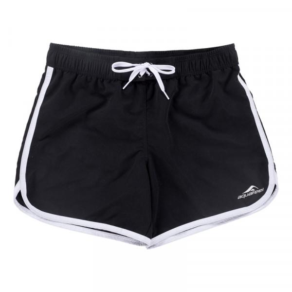 Bermuda Shorts Herren Schwarz