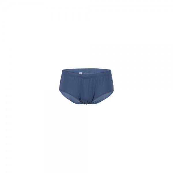 Badehose Herren blau Slipform