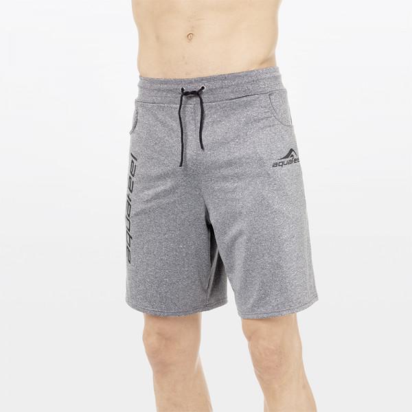 Trainings Shorts Herren grau