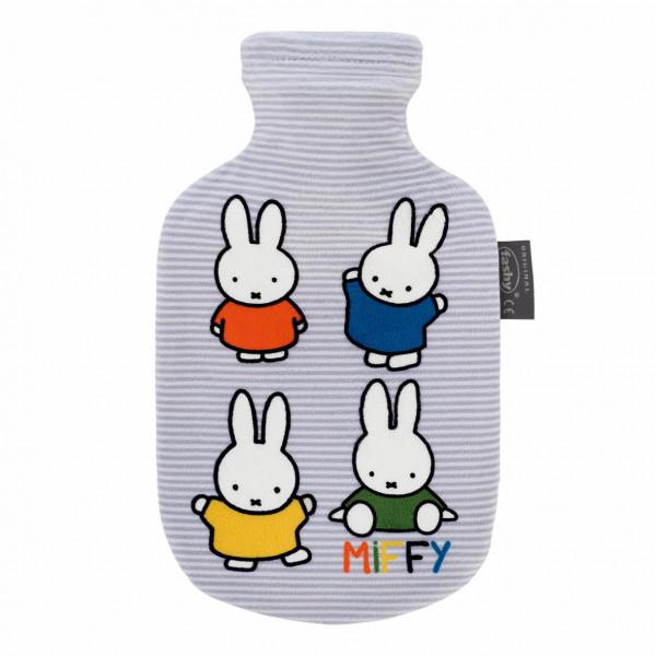 """Wärmflasche Bezug """"Miffi"""" 0,8 L"""