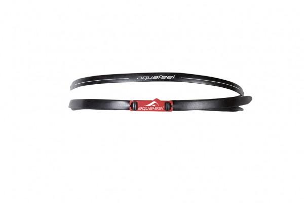 Kopfband  schwarz Silikon