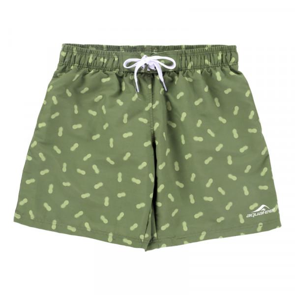 Shorts Herren Innenslip grün