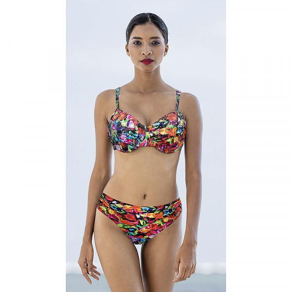Bikini Damen bunt Formbügel
