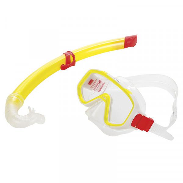 Taucherbrille Kinder Schnorchel Transparent
