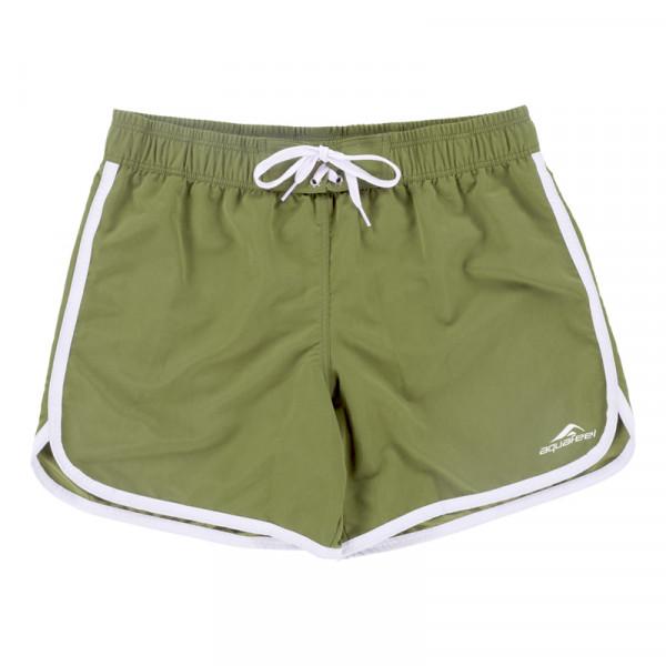 Bermuda Shorts Herren oliv