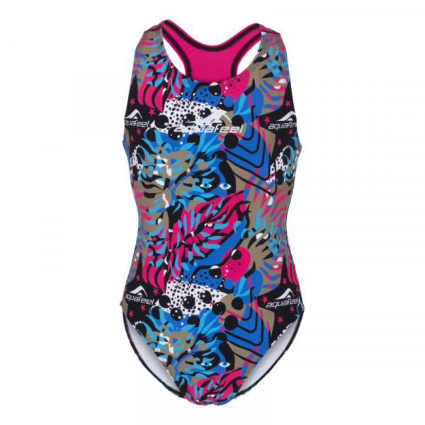 Badeanzug Mädchen bunt Schwimmer
