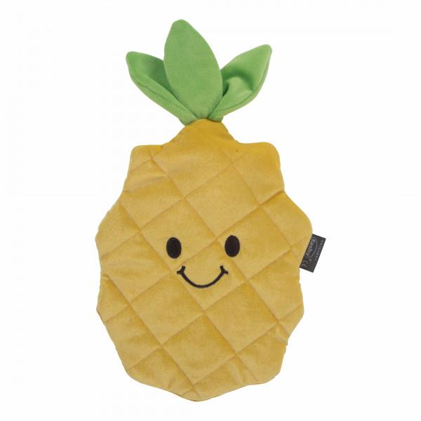 "Wärmflasche Bezug ""Ananas"" 0,8 L"