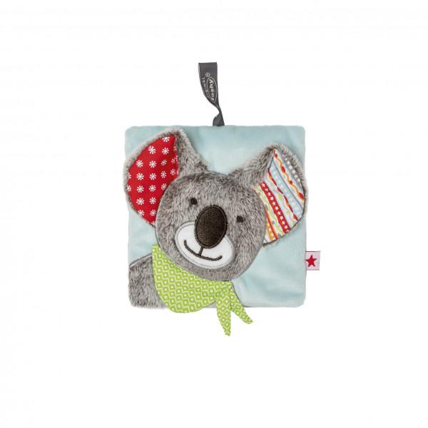 """Wärmekissen Koala"""" Koko"""" 15 x15 cm"""