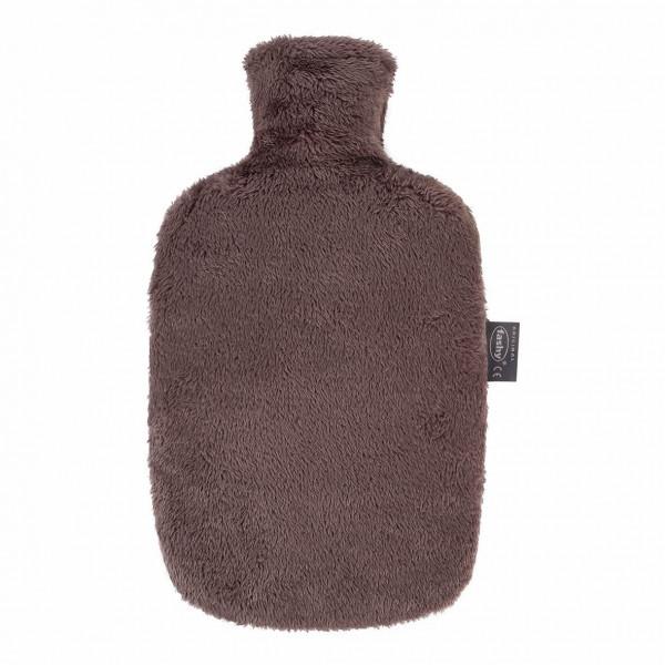 GreenLine Wärmflasche mit Flauschbezug 1,6 L