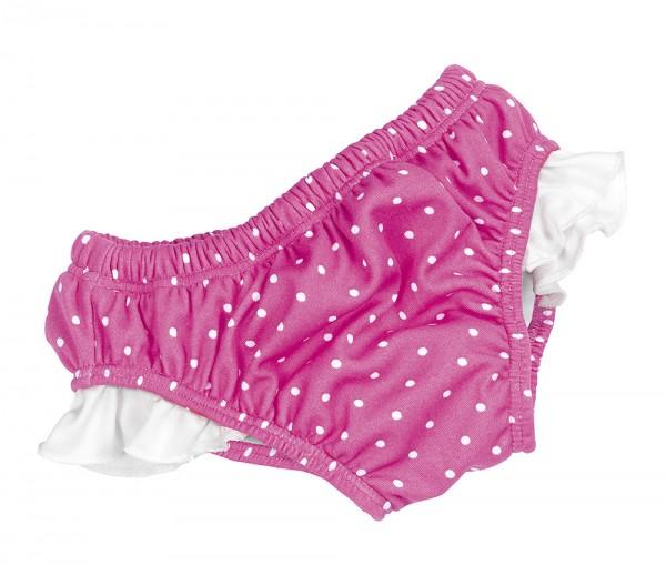 Baby Schwimmwindel Badehose pink